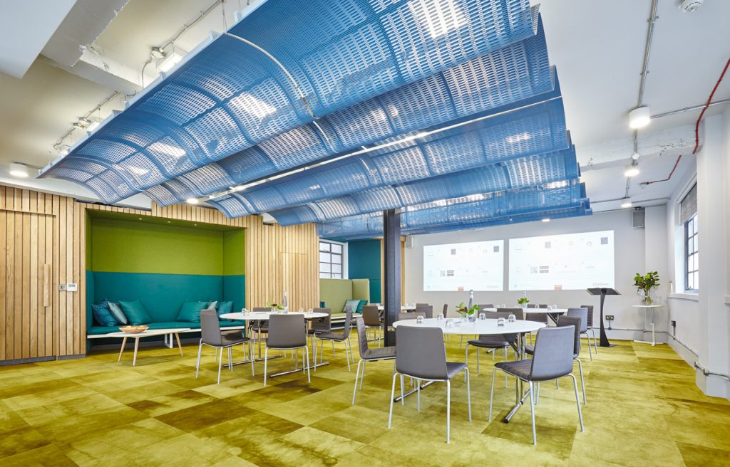 St Pancras Meeting Rooms: Air & Sky