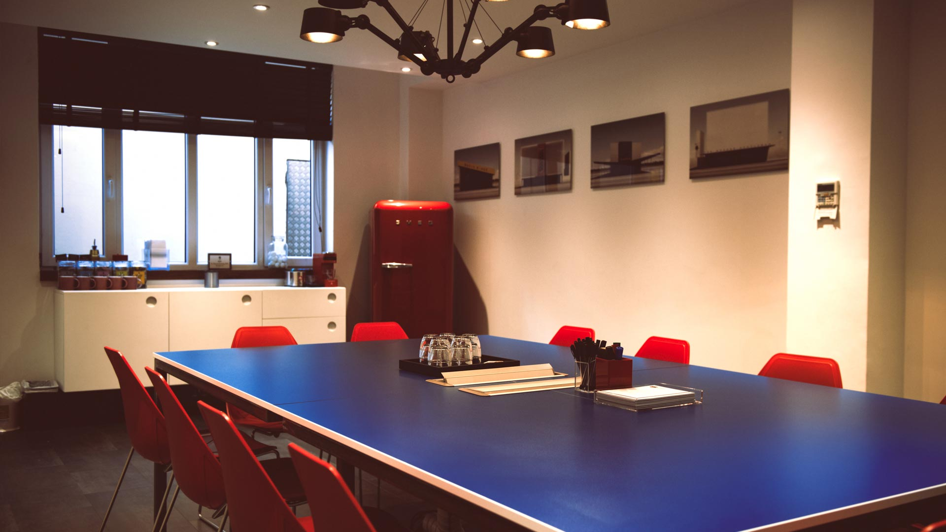 St Pancras Meeting Rooms - Games Room