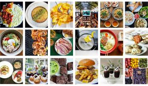 Food For Being Looked At – An Exhibition