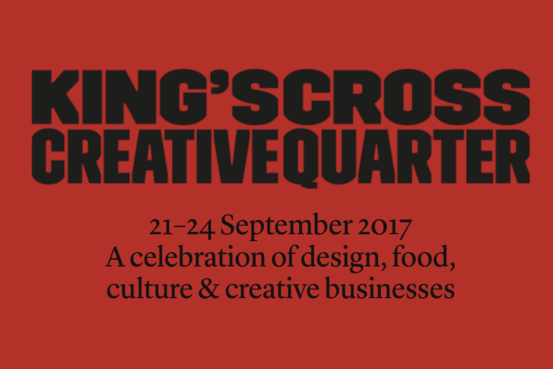 King's Cross Creative Quarter – a celebration of design