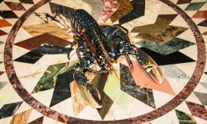 Karpo Grill: Native Lobster Menu