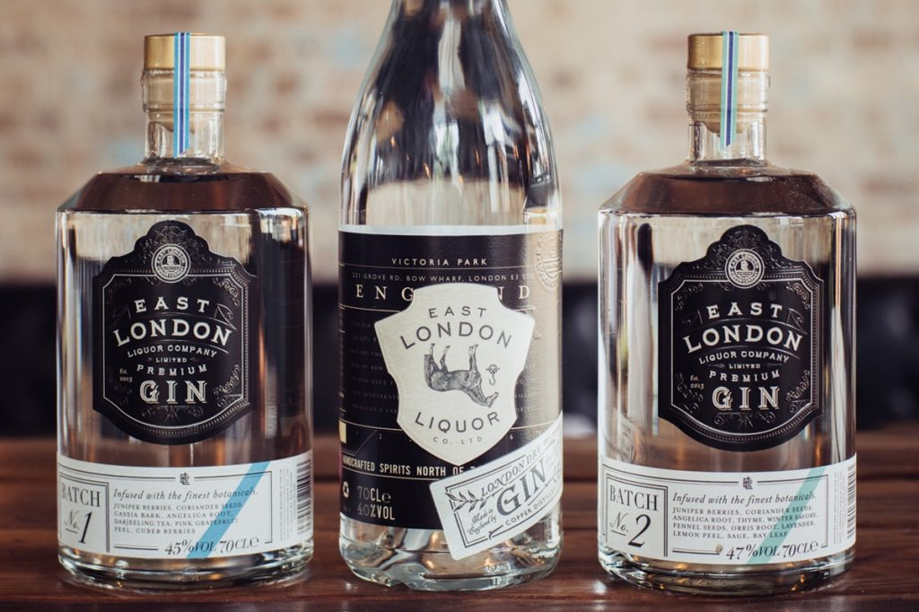 Gin Masterclass: East London Liquor Company at Megaro Bar
