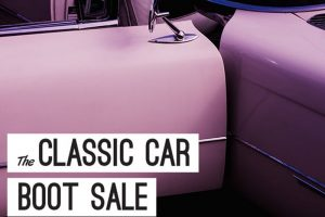 The Classic Car Boot Sale at King's Cross