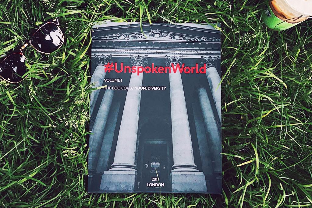 Unspoken World Magazine Launch